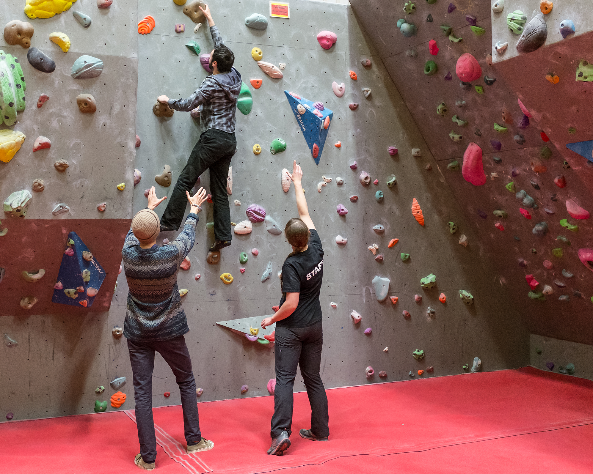 Climbing Wall Courses – Transition Extreme